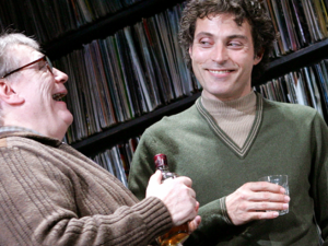 Brian Cox and Rufus Sewell in Rock 'n' Roll. Photo: Tristram Kenton