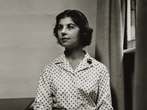 Playwright Ann Jellicoe in 1957. Photo: Michael Peto