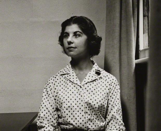 Playwright Ann Jellicoe in 1957. Photo: Michael Peto