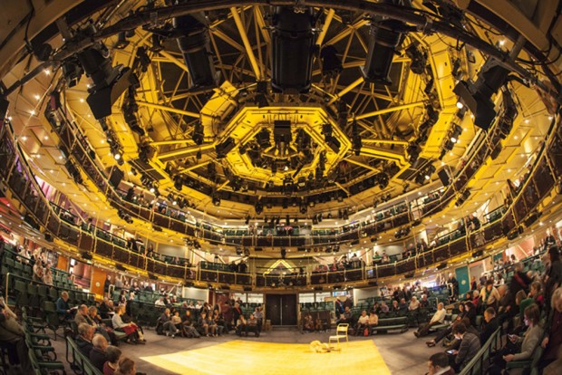 Manchester Royal Exchange theatre