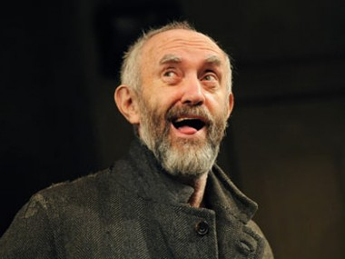 Jonathan Pryce in The Caretaker. Photo: Tristram Kenton