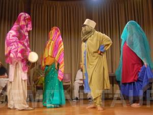 Burqavaganza at Stanford University