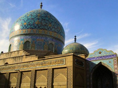 Small mosque in Baghdad