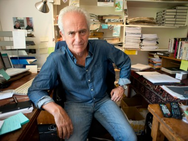 Journalist Nick Davies. Photo: Andrew Hasson