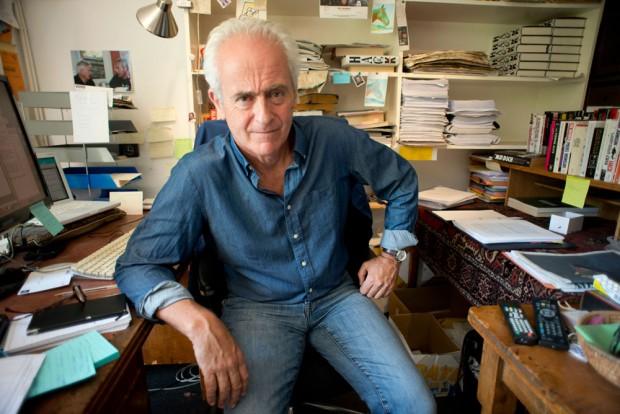 Journalist Nick Davies. Photo: Andrew Hasson