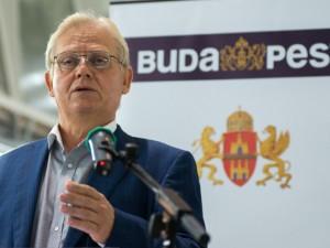 Mayor of Budapest Istvan Tarlos