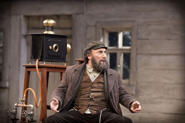 Antony Sher in Travelling Light. Photo: Johan Persson