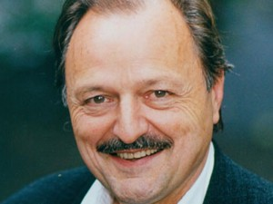 Actor Peter Bowles