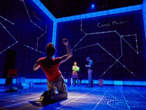 The Curious Incident of the Dog in the Night-Time. Photo: Brinkhoff/Mögenburg