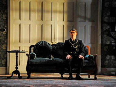 Charlie Rowe in The Winslow Boy. Photo: Nobby Clark