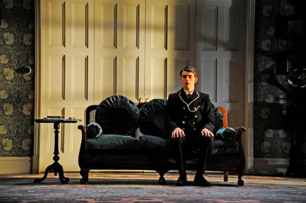 Charlie Rowe in The Winslow Boy. Photo: Nobby Clark