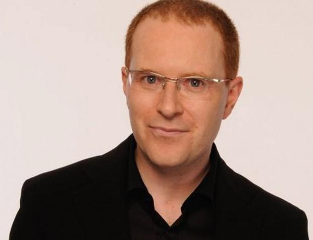 Playwright Conor McPherson