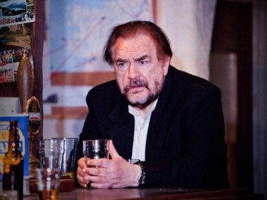 Brian Cox in The Weir. Photo: Helen Warner