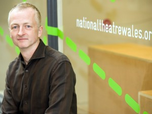 Artistic Director of National Theatre Wales John McGrath