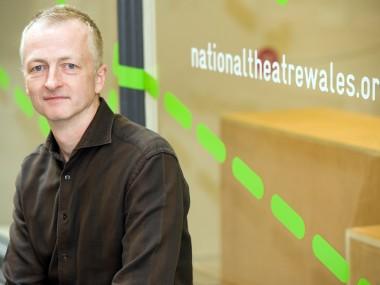 Artistic Director of National Theatre Wales John McGrath