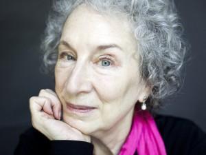 Novelist Margaret Atwood