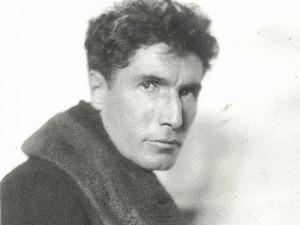 Novelist John Cooper Powys