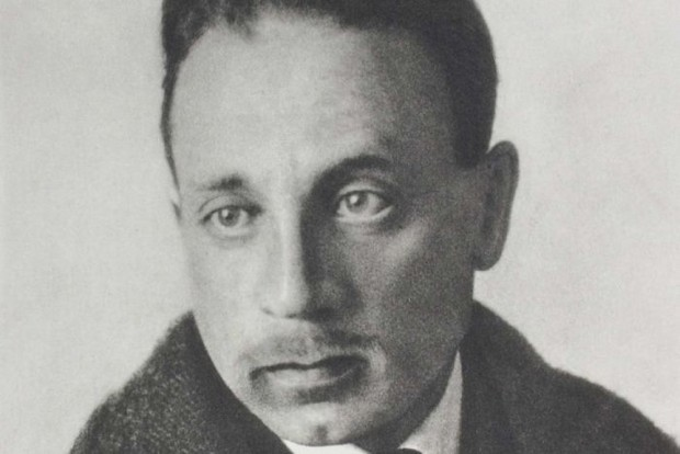 Poet Rainer Maria Rilke