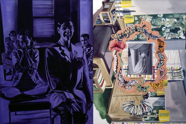 Comedy by David Salle (1995)