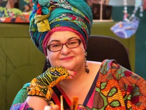 Head of Kids Company Camila Batmanghelidjh