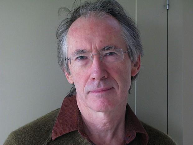 Novelist Ian McEwan. Photo: Annalena McAfee
