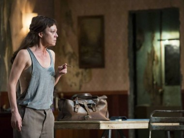 Helen McCrory in Medea. Photo: Richard Hubert Smith