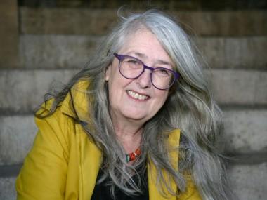 Classics scholar Mary Beard