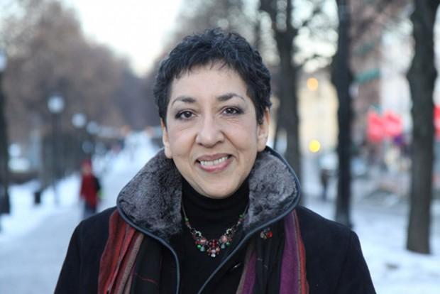 Novelist Andrea Levy