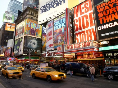 New York's Broadway