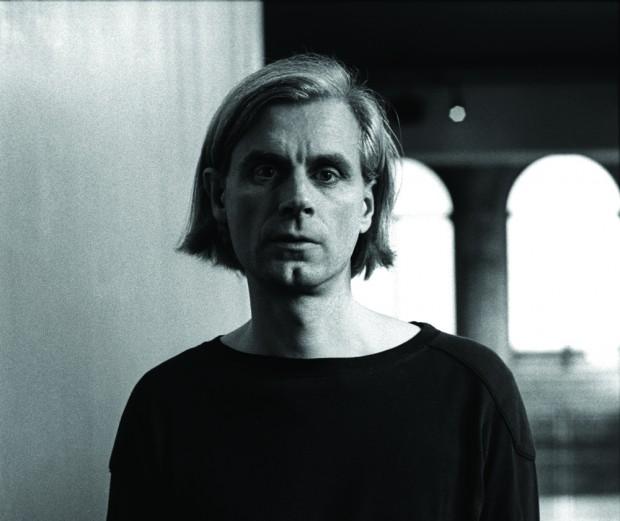 Martin Crimp. Photo: Gautier DeBlond