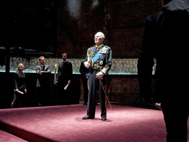 Tim Pigott-Smith in King Charles III. Photo: Tristram Kenton
