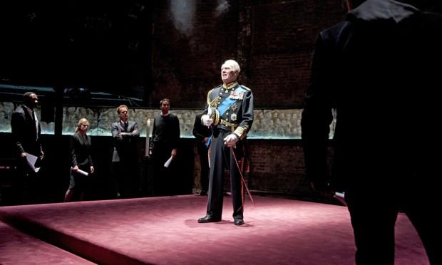 Tim Pigott-Smith in King Charles III. Photo: Tristram Kenton