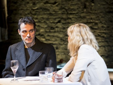 Rufus Sewell in Closer. Photo: Johan Persson