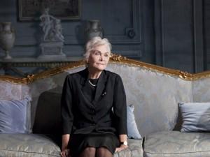Sheila Hancock in The Last of the Duchess. Photo: Tristram Kenton
