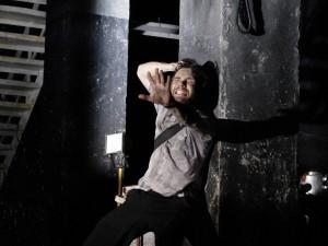 Cillian Murphy in Misterman. Photo: Catherine Ashmore