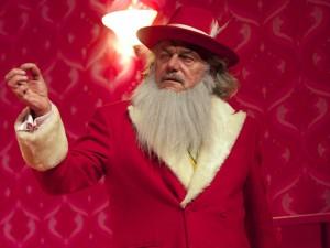 Get Santa!. Photo: Manuel Harlan