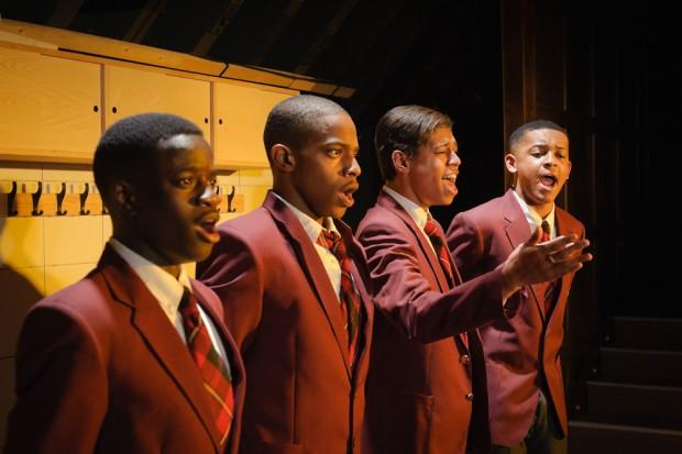 Choir Boy. Photo: Simon Kane