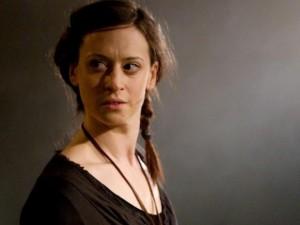 Cath Whitefield in Electra. Photo: Simon Kane