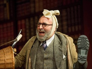 Antony Sher in Hysteria. Photo: Alastair Muir