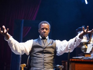 Adrian Lester in Red Velvet. Photo: Tristram Kenton
