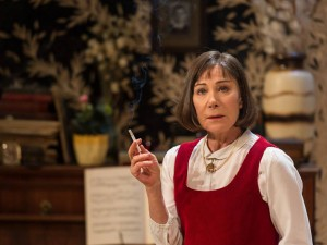 Zoë Wanamaker in Stevie. Photo: Tristram Kenton
