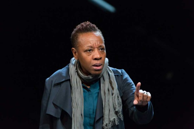 Marianne Jean-Baptiste in Hang. Photo: Stephen Cummiskey