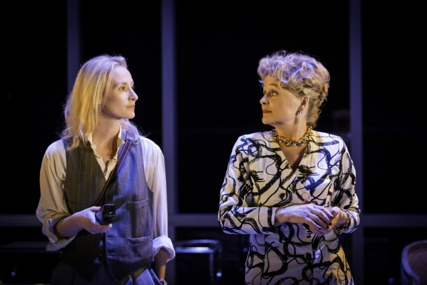 Genevieve O'Reilly and Sinéad Cusack in Splendour. Photo: Johan Persson
