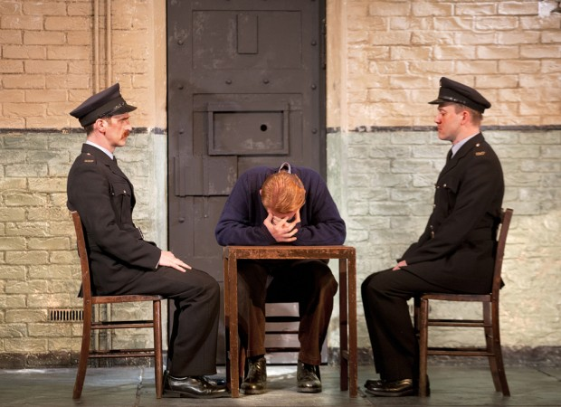 Hangmen. Photo: Simon Annand