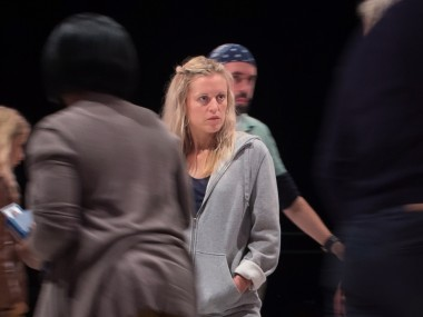 Denise Gough in People, Places and Things. Photo: Bill Knight