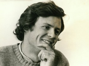 David Hare in 1974. Photo: Edward Hamilton-West