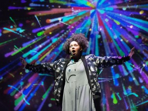 Lois Chimimba in wonder.land. Photo: Bill Knight