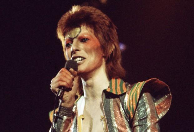 Megastar David Bowie