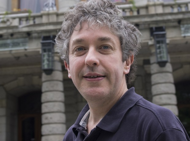 Theatre critic Mark Fisher