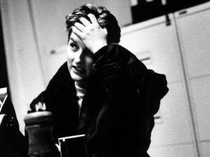 Playwright Sarah Kane